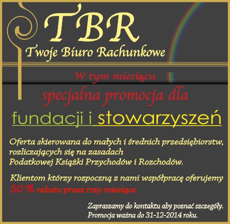 fundacje stowarzyszenia ksiegowość Lublin