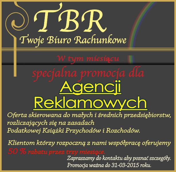 promocje agencje księgowa